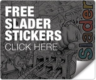 Free Slader Stickers